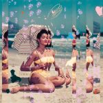 Summer Solstice, la mostra dell'artista mixed media Lizzie Gill | Collater.al 4