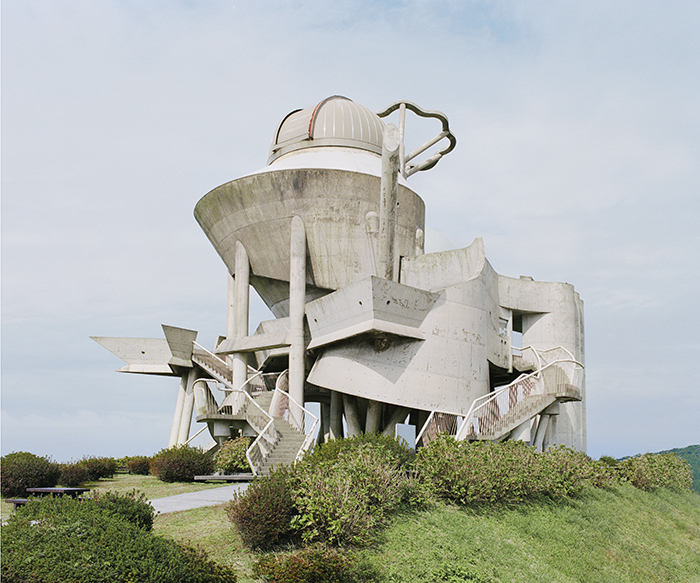 Takasaki Masaharu, the architecture from the cosmos | Collater.al