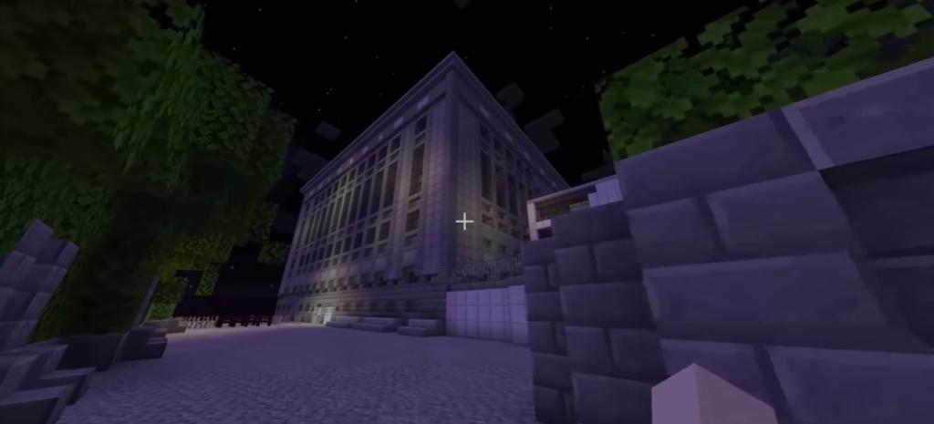 Un ragazzo ha ricreato su Minecraft il Berghain | Collater.al