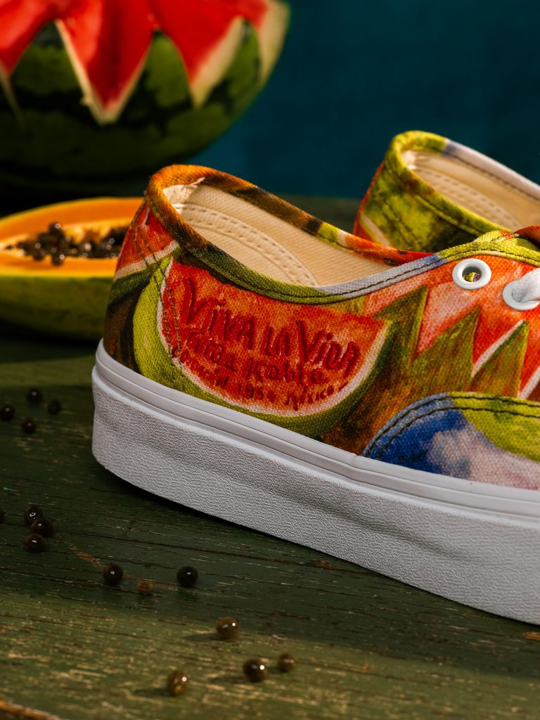 Vault by Vans x Frida Kahlo | Collater.al