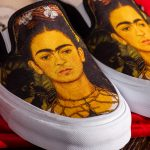 Vault by Vans x Frida Kahlo | Collater.al 9a
