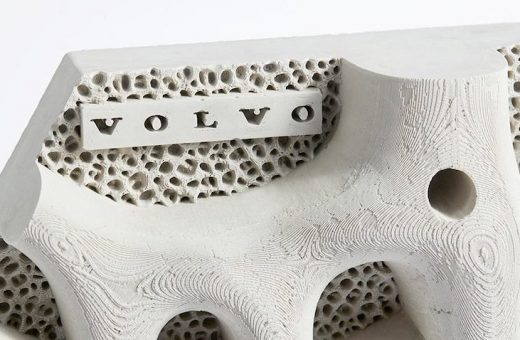 Volvo progetta in 3D e mira a sanare l'inquinamento nei mari