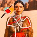 Zaid Zawaidah trasforma le influencers in quadri di Picasso | Collater.al 1