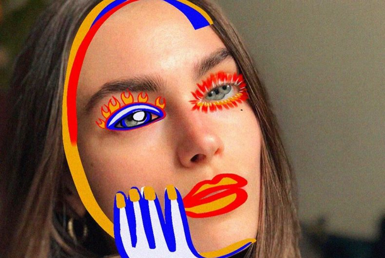 Zaid Zawaidah transforms influencers into paintings by Picasso