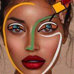 Zaid Zawaidah trasforma le influencers in quadri di Picasso | Collater.al 2