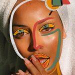 Zaid Zawaidah trasforma le influencers in quadri di Picasso | Collater.al 4