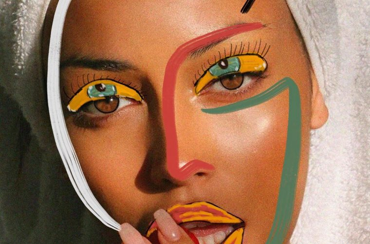 Zaid Zawaidah trasforma le influencers in quadri di Picasso