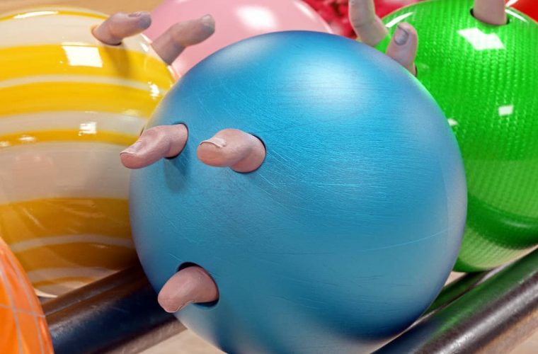 L'irreale mondo in 3D costruito da Emre Önol
