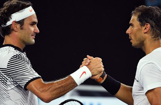 Federer vs Nadal, the two tennis players shine in the ATP video