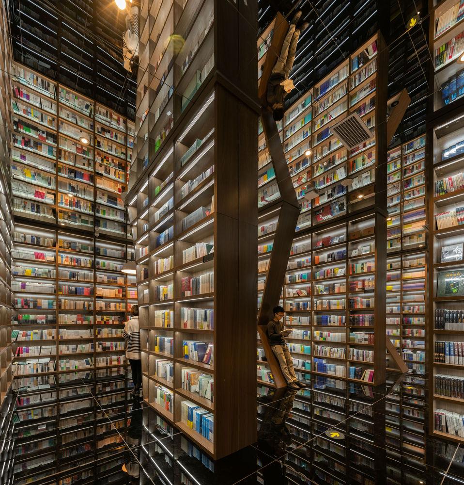 guiyang zhongshue bookstore | Collater.al 2