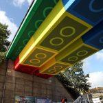 lego bruke megx street art | Collater.al 2