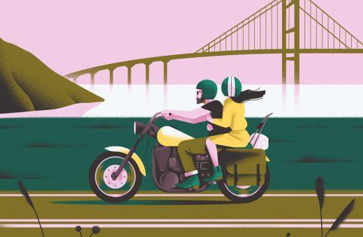 Illustrated Interview – I dettagli colorati dei lavori di Michele Marconi