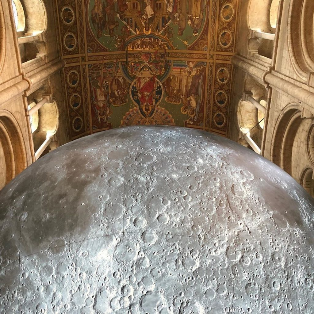 museum of the moon | Collater.al