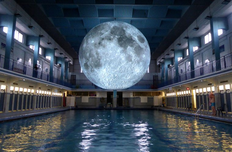 Pronti per andare sulla Luna? Museum of the Moon arriva a Milano.