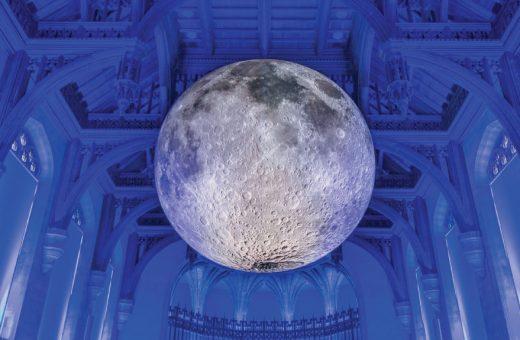 Museum of the Moon, Luke Jerram's installation, is arriving in Milan.
