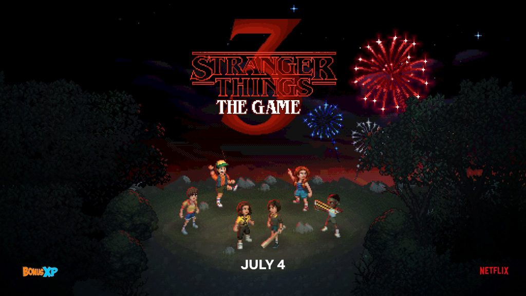 stranger things 3 the game | Collater.al 2