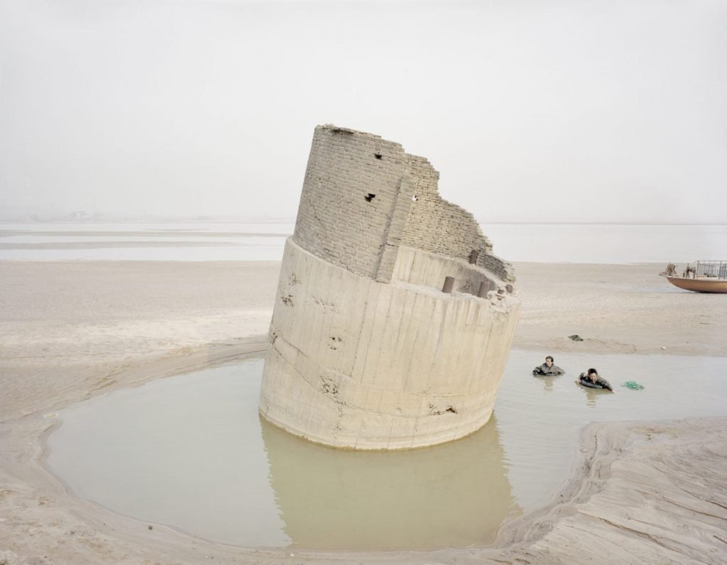 the yellow river Zhang Kechun | Collater.al