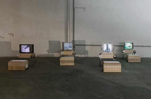 Visione Unica, the exhibition of Studio Formafantasma in Matera