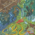 Cinemaps Andrew DeGraff The Wizard of Oz Il magod di Oz | Collater.al