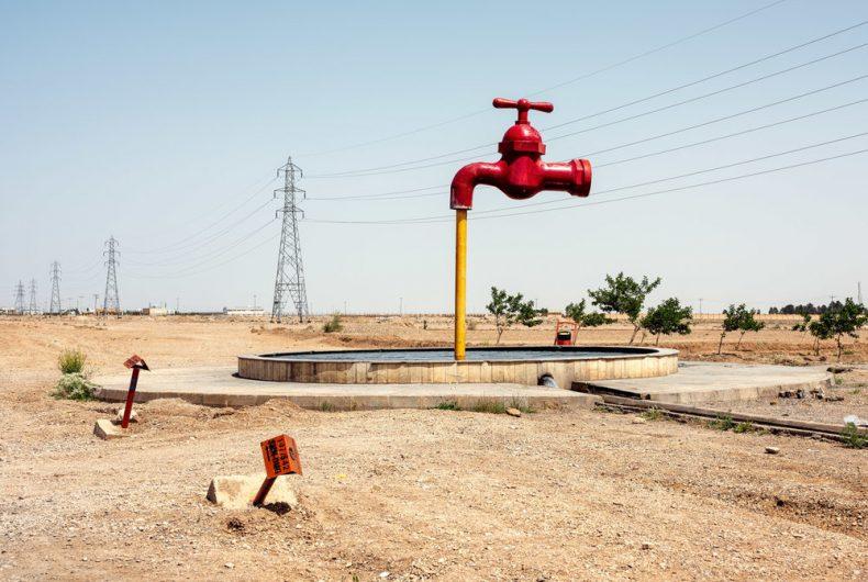 Dryland, il Medio Oriente nel progetto fotografico di Edouard Sepulchre