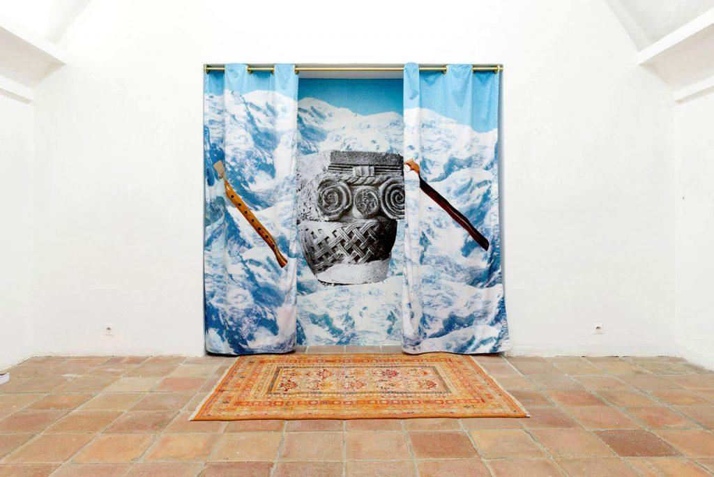 Finding an echo, il progetto visuale di Lucie Khahoutian | Collater.al