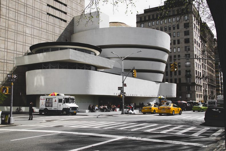 Frank L. Wright and the UNESCO World Heritage buildings