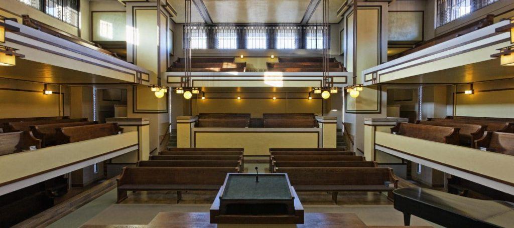 Frank Lloyd Wright e gli edifici proclamati Patrimonio dell'UNESCO | Collater.al 16