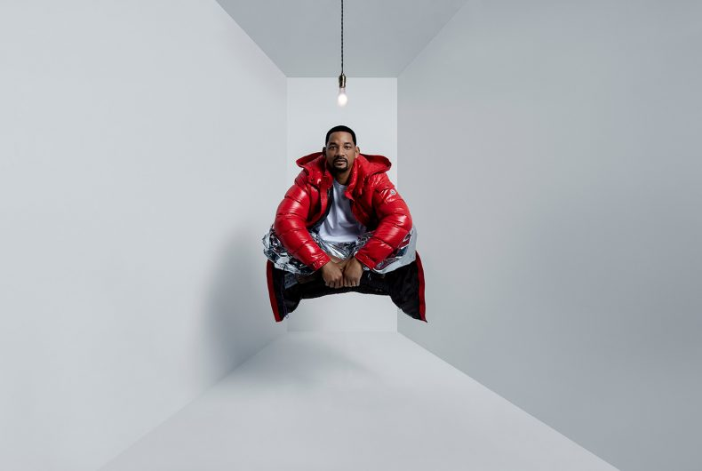 Genius is Born Crazy, Moncler celebra la follia geniale con Will Smith.