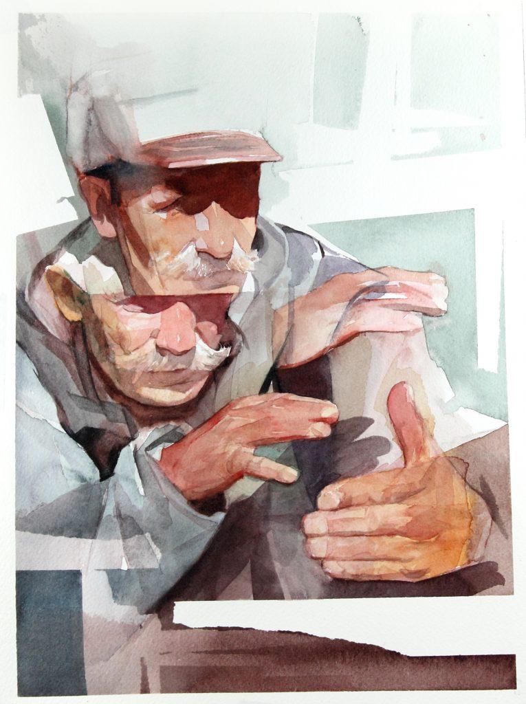 I ritratti di Nick Runge danno vita alle emozioni | Collater.al