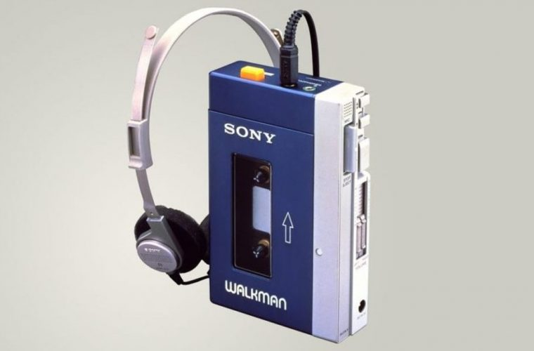 Sony Walkman celebrates 40 years of music