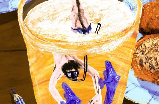 Illustrated Interview – L'illustrazione dinamica di Francesco Del Re
