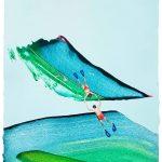 L'arte spontanea e dai colori ottimisti di Tylor Cox | Collater.al 2