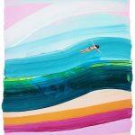 L'arte spontanea e dai colori ottimisti di Tylor Cox | Collater.al 7