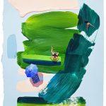 L'arte spontanea e dai colori ottimisti di Tylor Cox | Collater.al 9