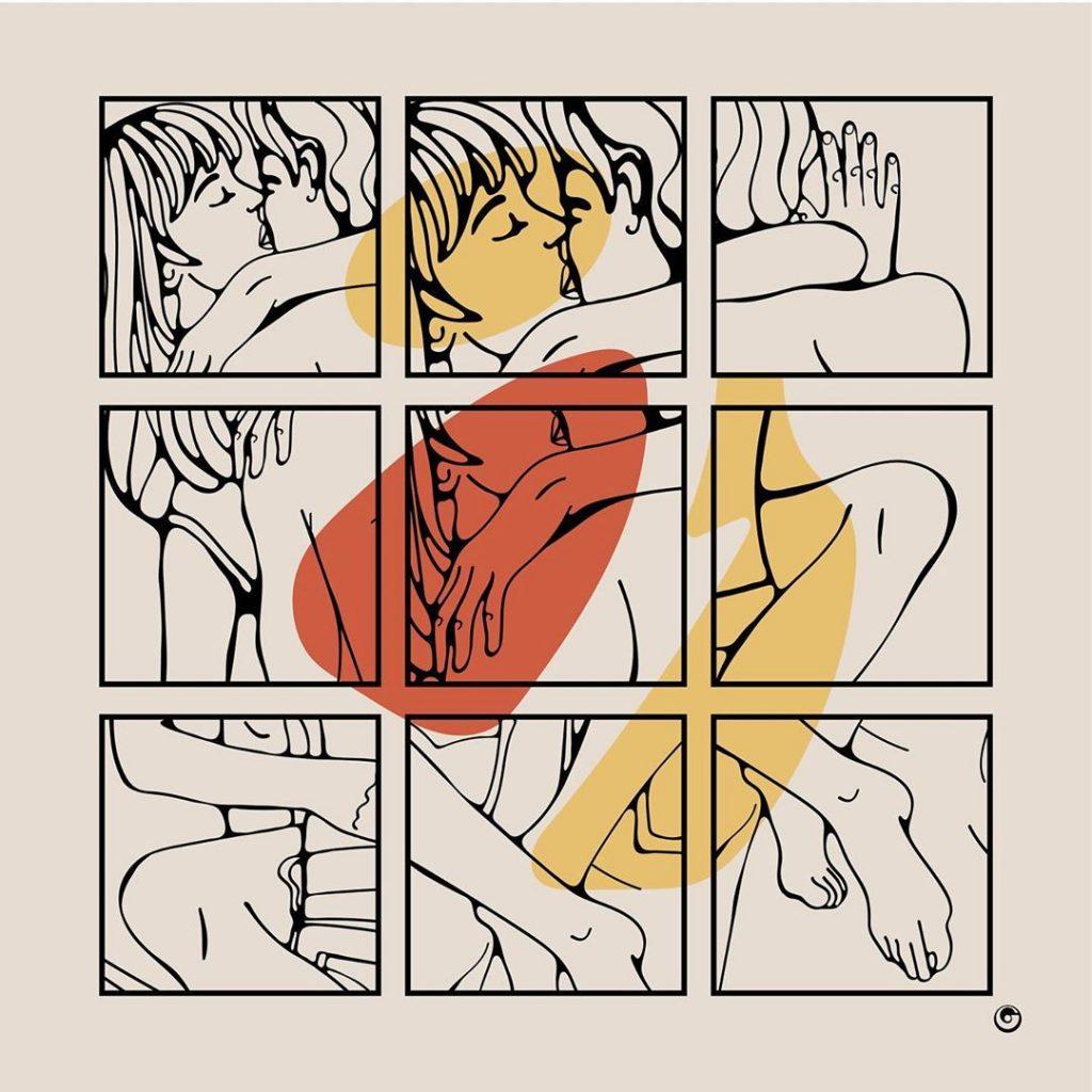 Le illustrazioni erotiche NSFW di Olga Galeeva | Collater.al
