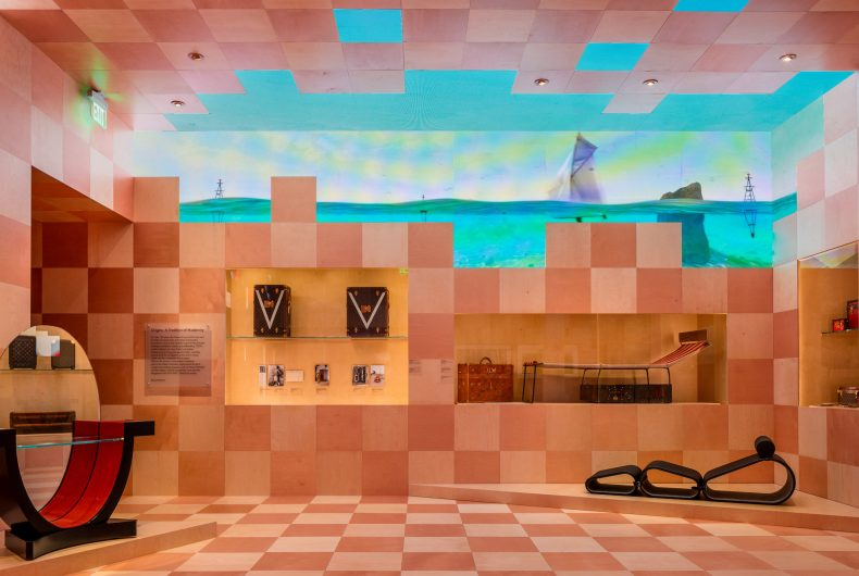 Louis Vuitton celebra 160 anni di collaborazione artistica