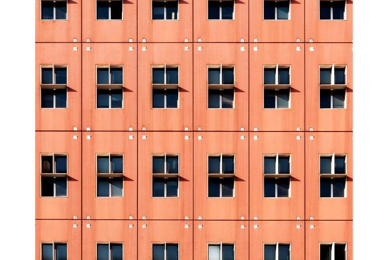 Luca Vegetti e l'arte della fotografia tra architettura e minimalismo