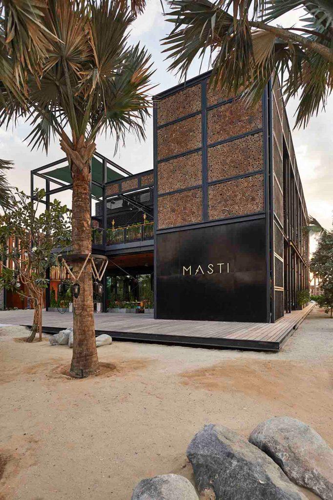 Masti Studio Lotus | Collater.al