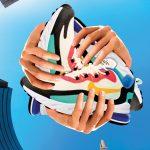 Nike Air Max 270 React e l'esclusiva collaborazione con Toiletpaper | Collater.al 2
