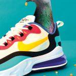 Nike Air Max 270 React e l'esclusiva collaborazione con Toiletpaper | Collater.al 5
