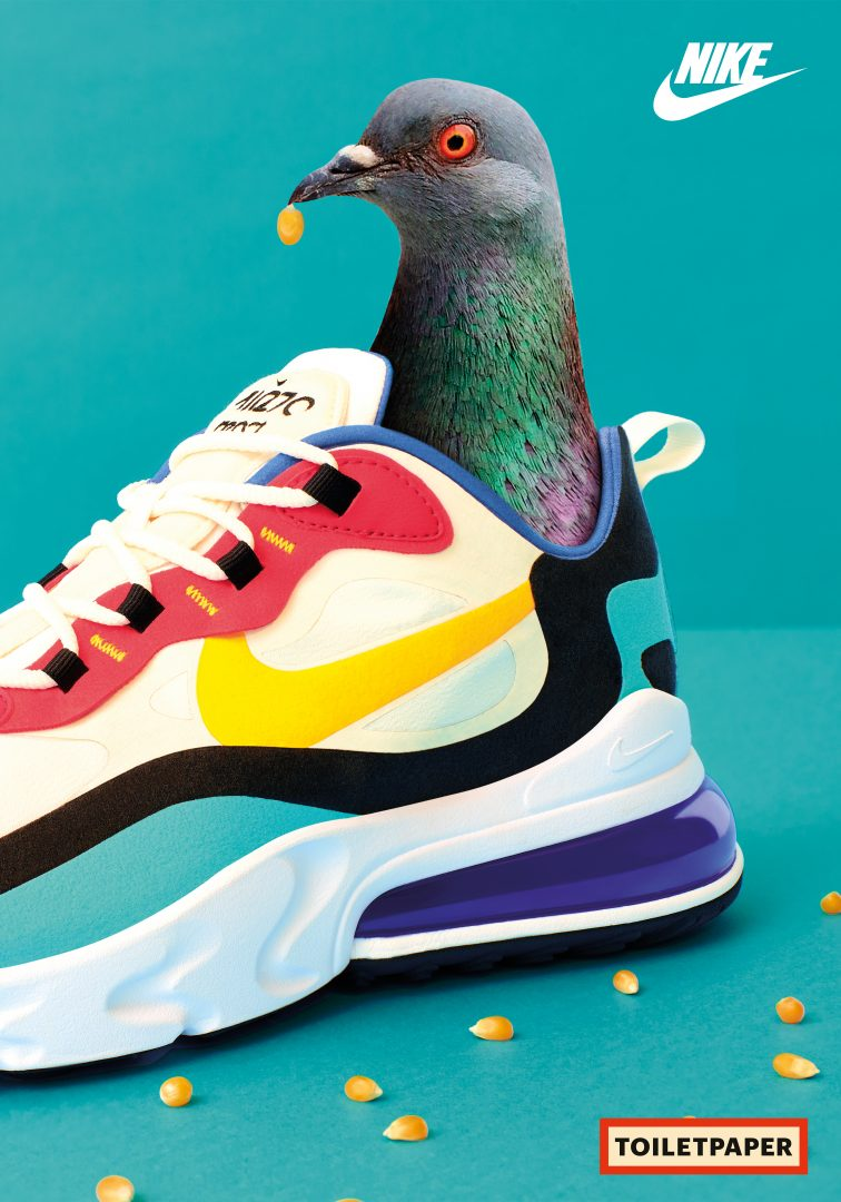 magasin d'usine 27995 09936 Nike Air Max 270 React and the exclusive collaboration with ...