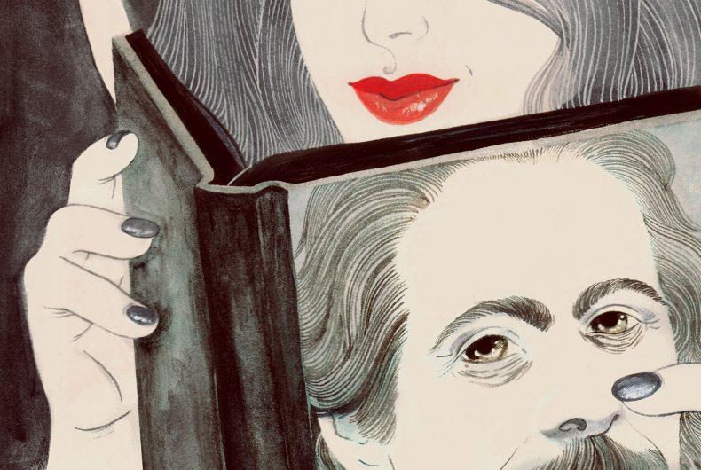 I mondi immaginari delle illustrazioni di Raquel Aparicio