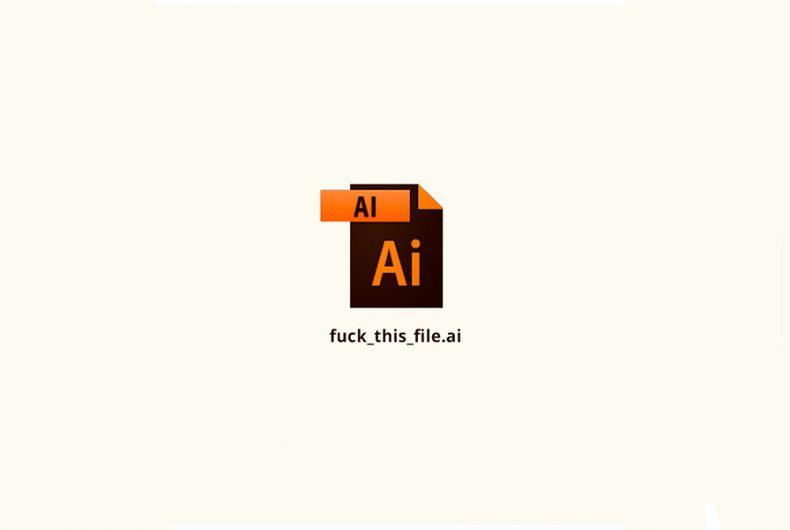 Rinomina quel file, il rapporto tra designer e cliente raccontato in grafiche esilaranti