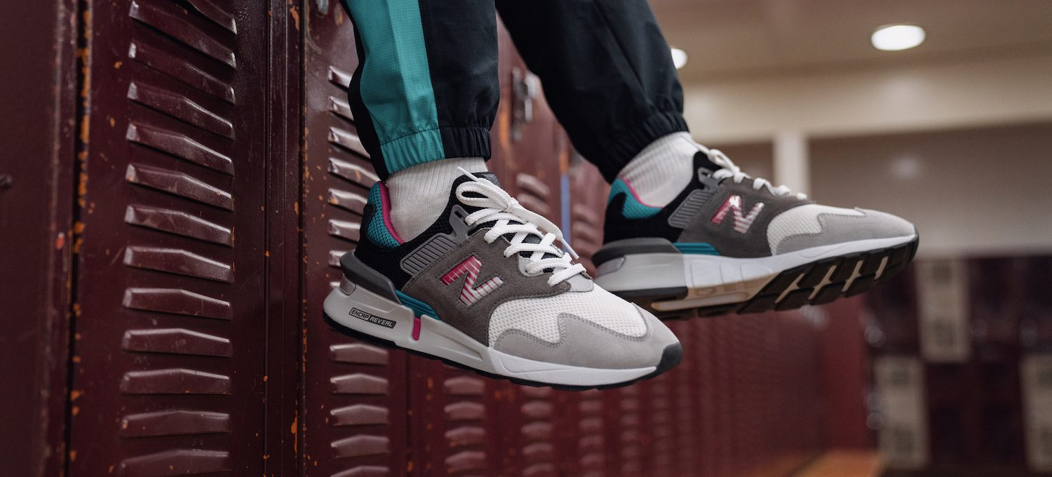 Discover the new 997 Sport by New Balance