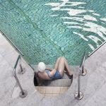 Soo Burnell Poolside | Collater.al 6