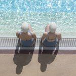 Soo Burnell Poolside | Collater.al 9g