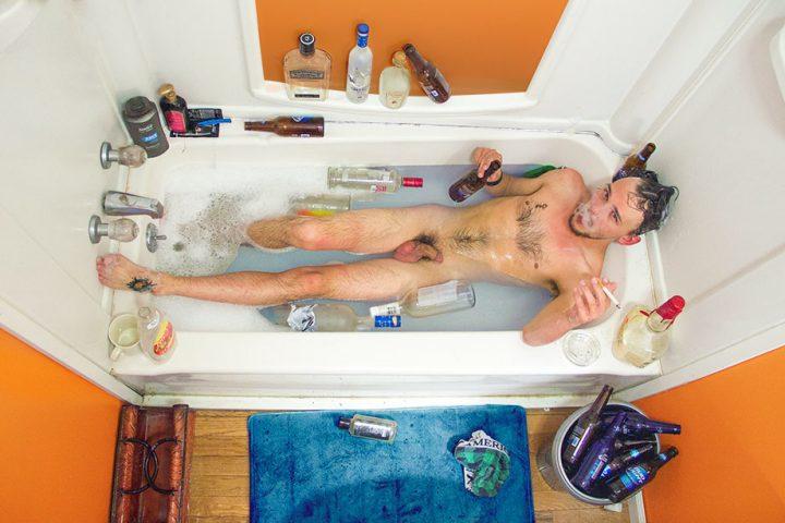 Suds and Smile la serie fotografica di Samantha Furtenberry   Collater.al