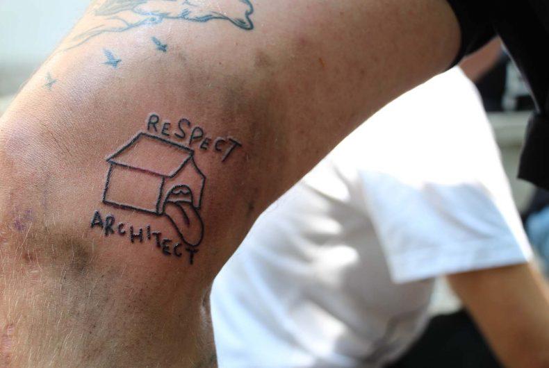 Tatuaggi per architetti