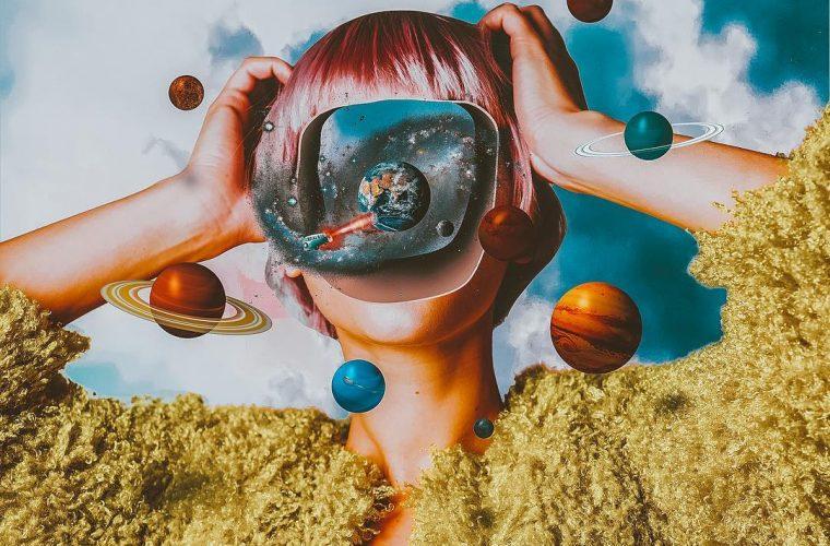 Digital works by Denis Sheckler aka @pills_for_skills