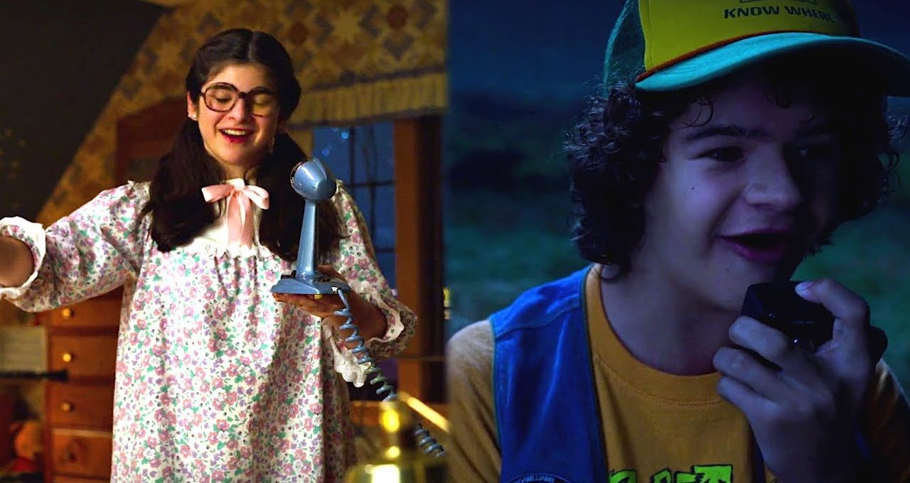 People Are Losing It Over Dustin & Suzie's Song On Stranger Things 3